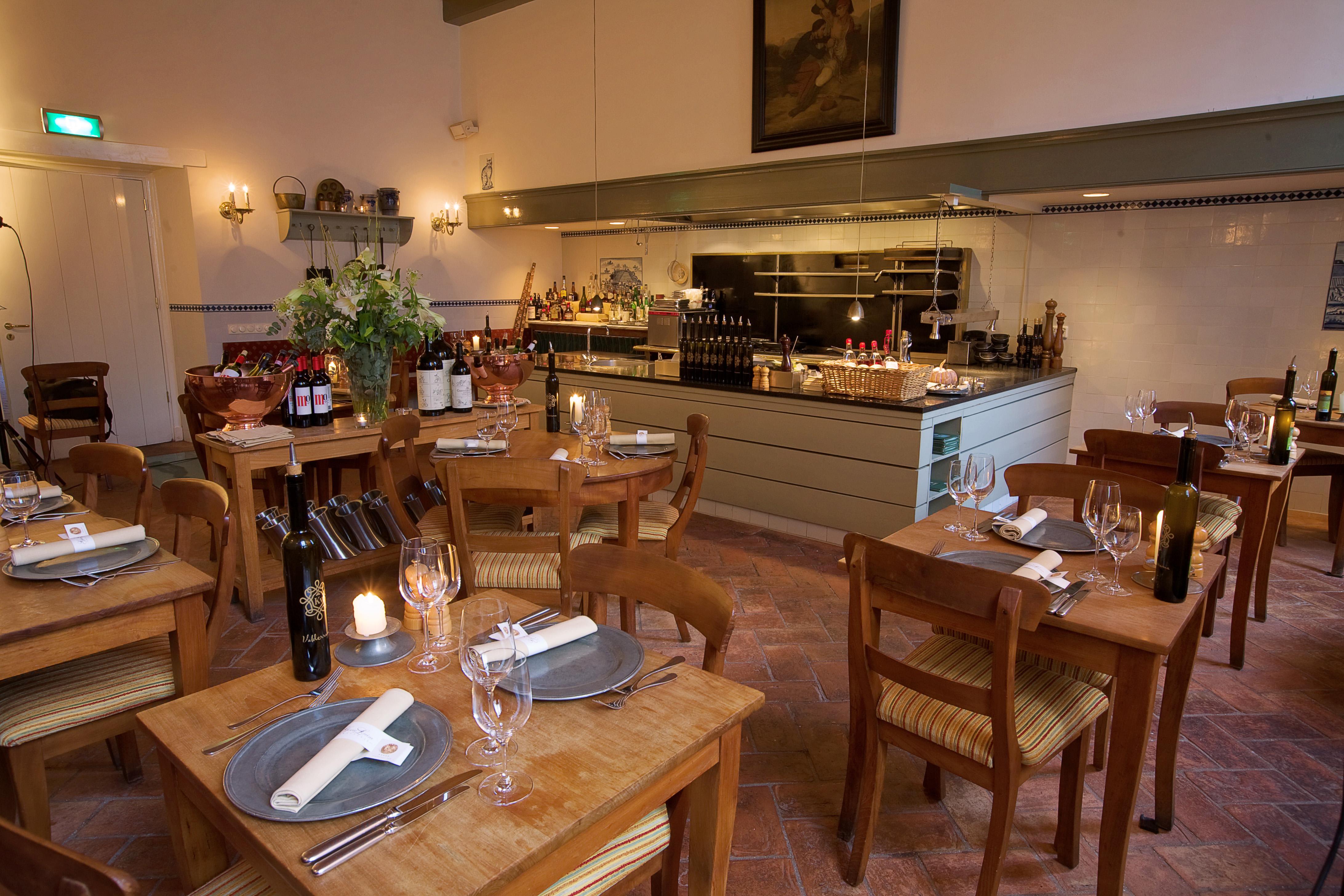 Zaal Brasserie